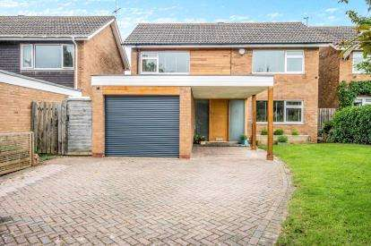 4 Bedrooms Detached House for sale in Fordham Avenue, Stratford-Upon-Avon