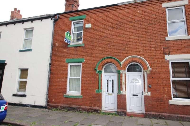 3 Bedrooms Property for sale in Morley Street, Carlisle, CA2