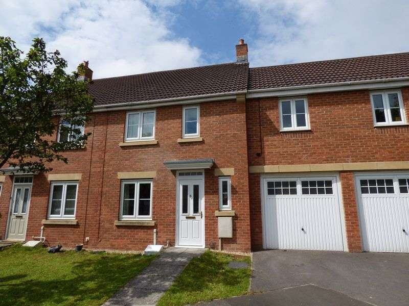 3 Bedrooms Terraced House for sale in Abbey Gardens, Weston-Super-Mare
