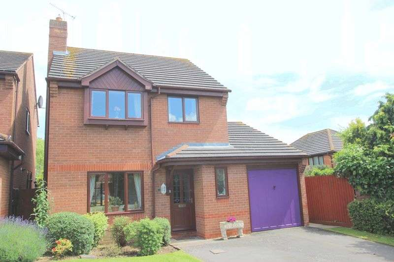 3 Bedrooms Detached House for sale in Toll Gate Close, Stratford-Upon-Avon