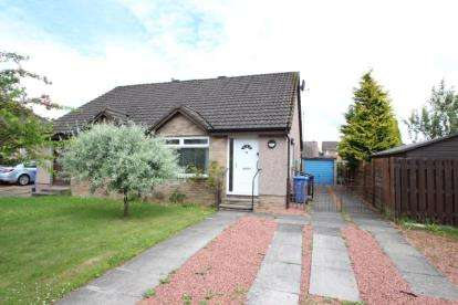 2 Bedrooms Bungalow for sale in Primrose Place, Livingston