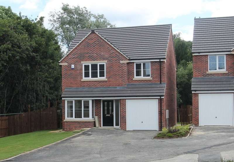 4 Bedrooms Detached House for sale in Plot 9, 'The Maltings', off Cadman Street, Wath-upon-dearne, S63 7DP