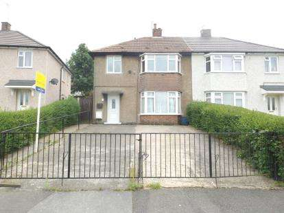 3 Bedrooms Semi Detached House for sale in Steele Avenue, Inkersall, Chesterfield, Derbyshire