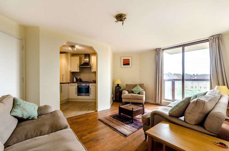 1 Bedroom Flat for sale in Asher Way, St Katharine Docks, E1W