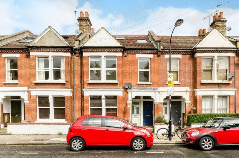 2 Bedrooms Maisonette Flat for sale in Lambrook Terrace, Fulham, SW6