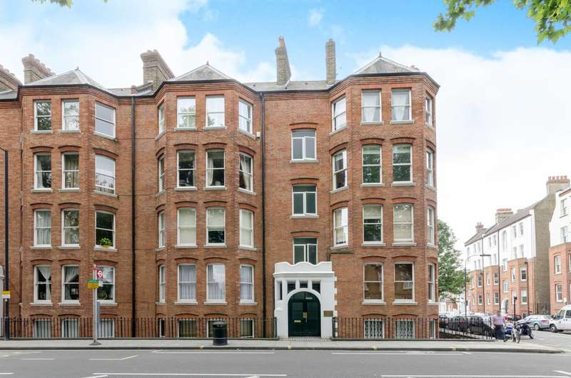 2 Bedrooms Flat for sale in New Kings Road, Parsons Green, SW6