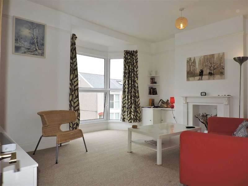 1 Bedroom Flat for sale in Queens Road, Mumbles