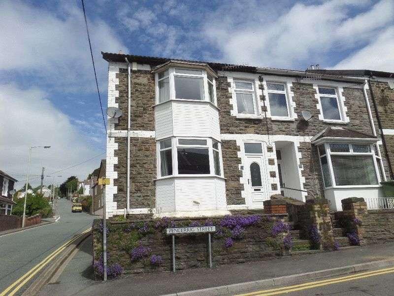 3 Bedrooms Terraced House for sale in Pencerrig Street, Graigwen, Pontypridd,CF37 2HS