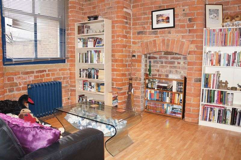 1 Bedroom Flat for sale in The Old Mill Lady Pecketts Yard YO1 9US