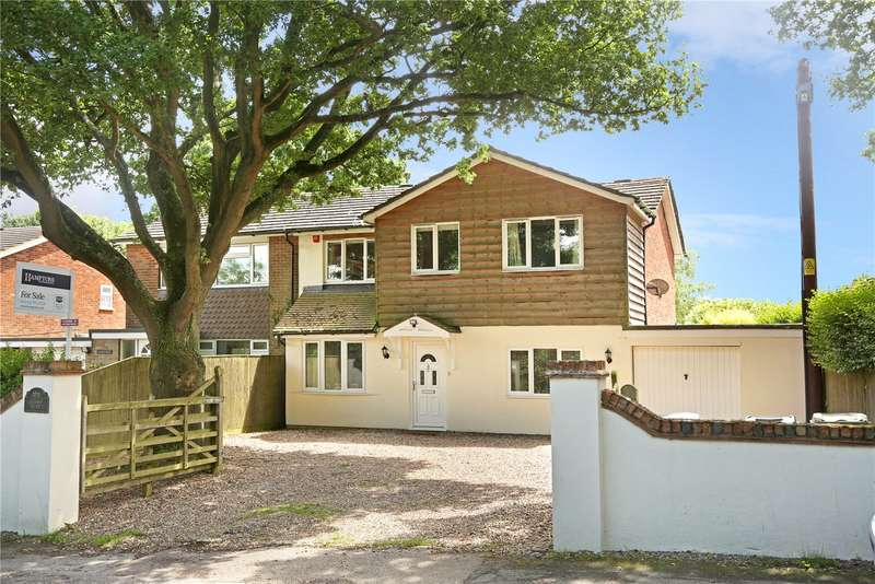 4 Bedrooms Semi Detached House for sale in North Road, Widmer End, High Wycombe, Buckinghamshire, HP15