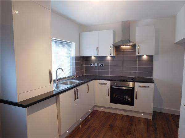 3 Bedrooms Terraced House for sale in Leigh Road, Hindley Green, Wigan