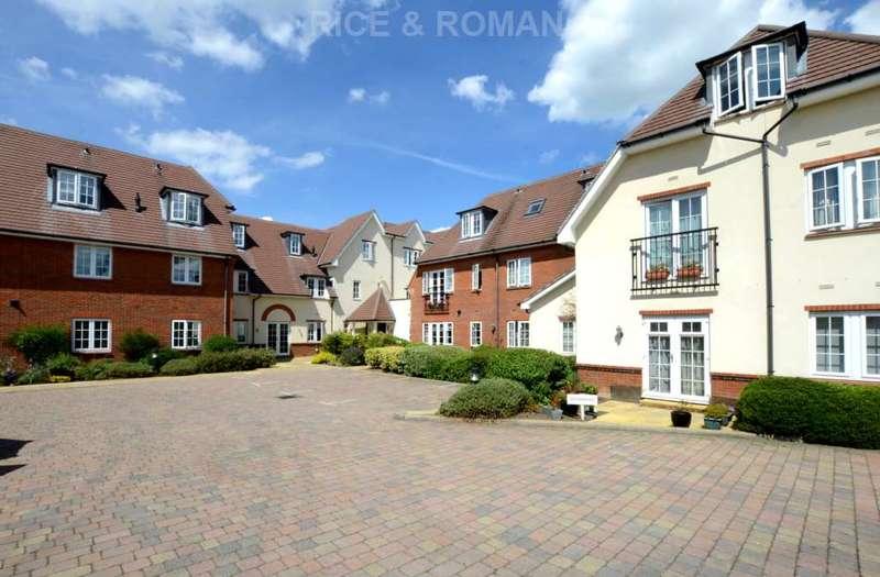 2 Bedrooms Retirement Property for sale in Cobham Grange, Cobham