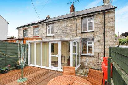 2 Bedrooms Semi Detached House for sale in Trewoon, St. Austell, Cornwall