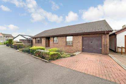 3 Bedrooms Bungalow for sale in Beechwood Gardens, Tillicoultry