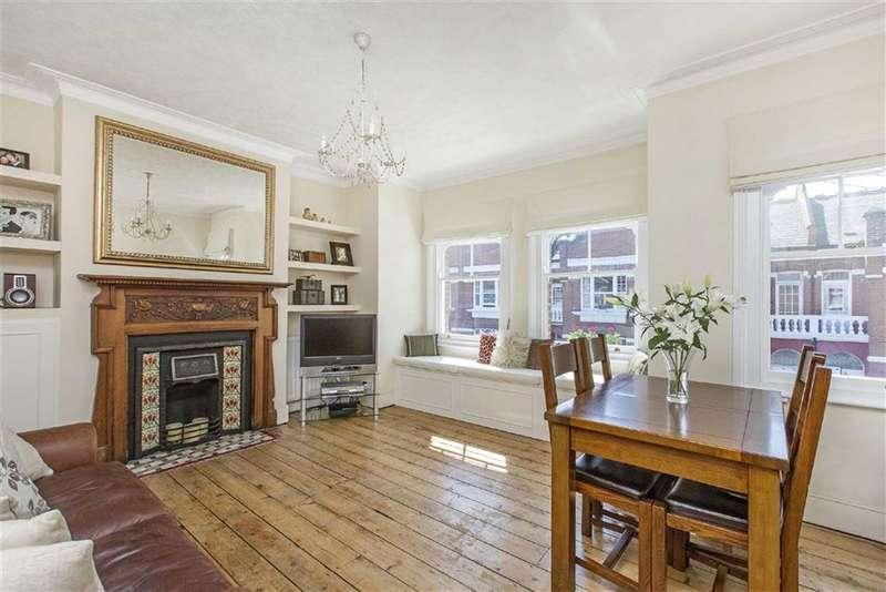3 Bedrooms Maisonette Flat for sale in Dinsmore Road, Balham
