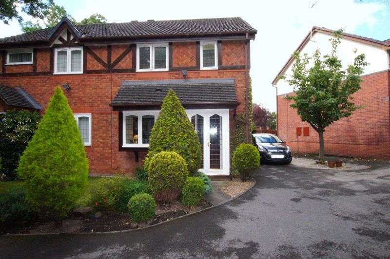 Property for sale in Foxwood Drive, Wrexham