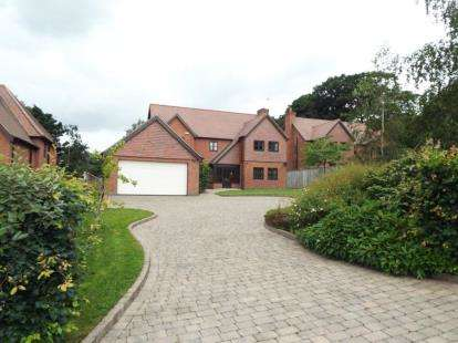 5 Bedrooms Detached House for sale in The Homecroft, Bramcote Village, Nottingham, Nottinghamshire