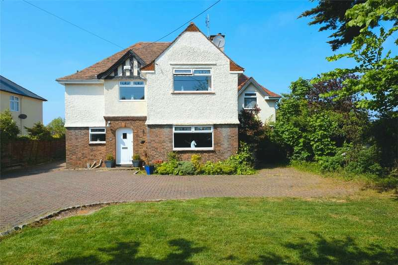 5 Bedrooms Detached House for sale in Joy Lane, WHITSTABLE, Kent