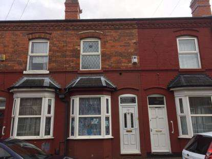 4 Bedrooms Terraced House for sale in Lodge Road, Aston, Birmingham, West Midlands