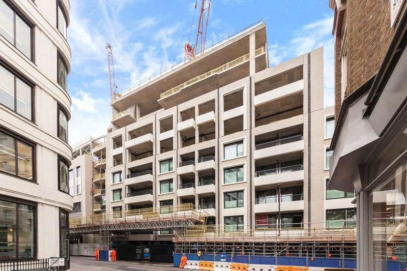 1 Bedroom Flat for sale in Rathbone Place, London, W1T