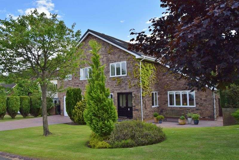 5 Bedrooms Detached House for sale in The Oaks, Hexham