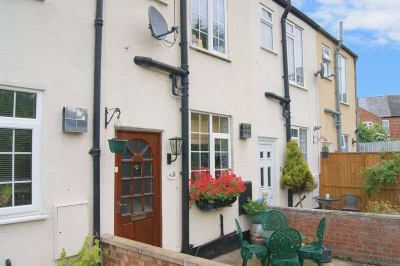 2 Bedrooms Terraced House for sale in Nottingham Terrace, Grantham, NG31 6HU