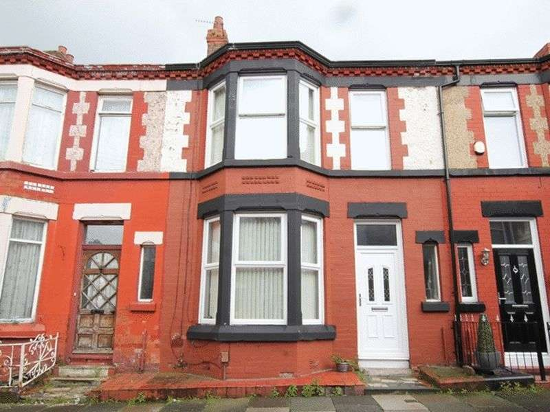 3 Bedrooms Terraced House for sale in Loreburn Road, Wavertree, Liverpool, L15
