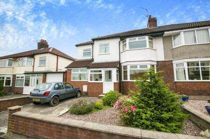 4 Bedrooms Semi Detached House for sale in Meadway Road, Cheadle Hulme, Stockport, Greater Manchester
