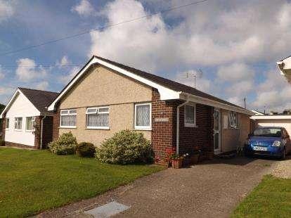 3 Bedrooms Bungalow for sale in Bryn Tyddyn, Pentrefelin, Criccieth, Gwynedd, LL52
