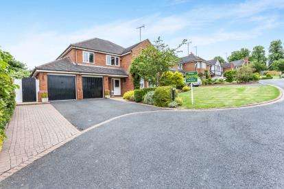 5 Bedrooms Detached House for sale in The Lea, Kidderminster, Worcestershire, Worcstershire