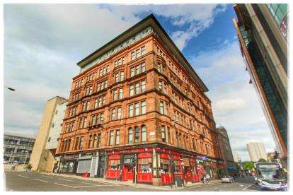 2 Bedrooms Flat for sale in Renfield Street, City Centre, Glasgow