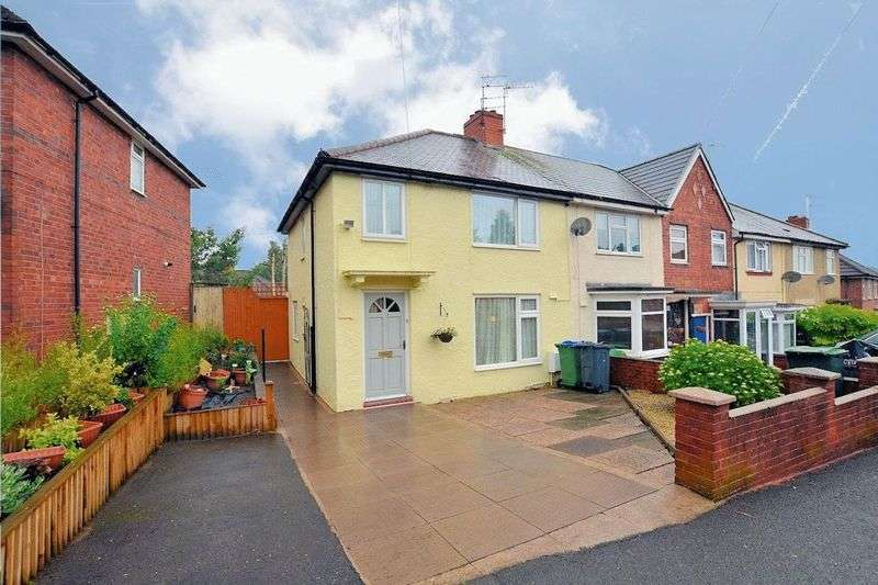 3 Bedrooms Terraced House for sale in Slatch House Road, Smethwick
