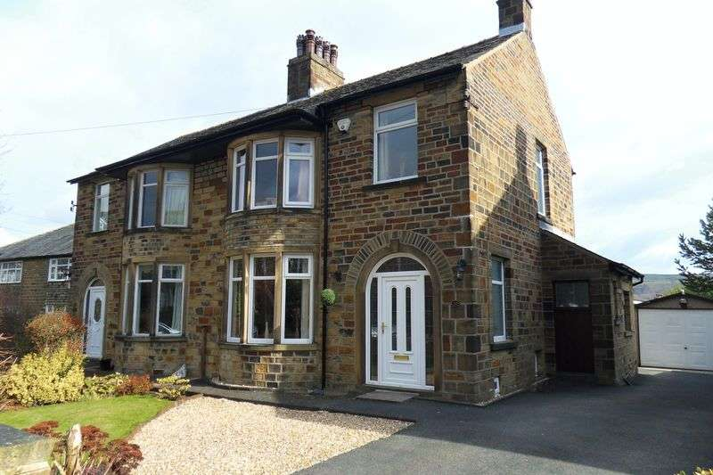 3 Bedrooms Semi Detached House for sale in South Royd Avenue, Halifax