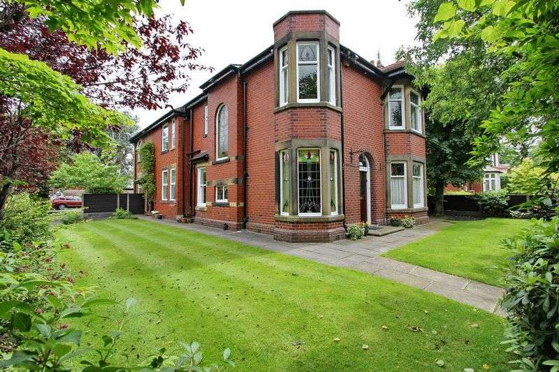 5 Bedrooms Detached House for sale in Ingleby, Dales Lane, Whitefield, Manchester