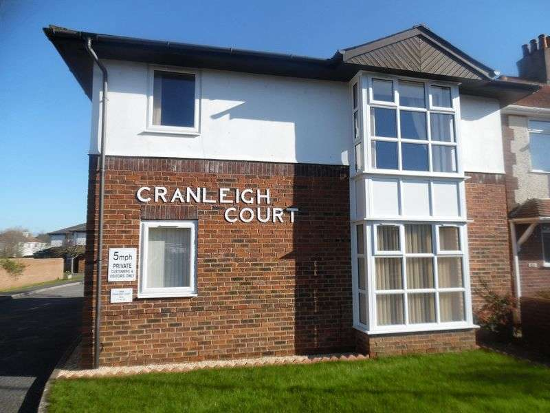 1 Bedroom Flat for sale in Cranleigh Road, Bournemouth