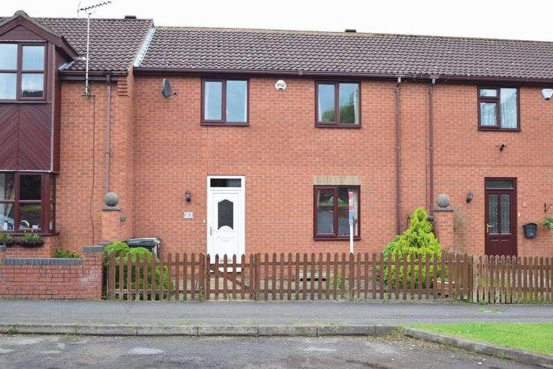 3 Bedrooms Terraced House for sale in Kirmond Road, Market Rasen