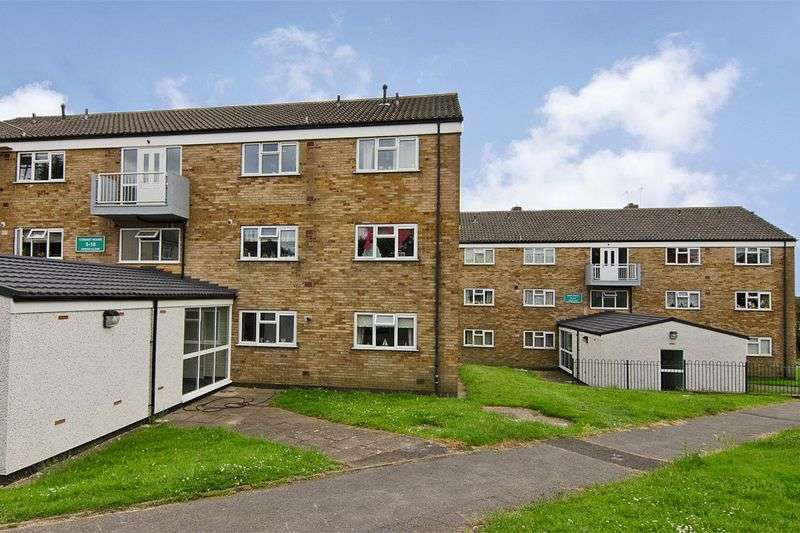 2 Bedrooms Flat for sale in Arran Close, Cannock