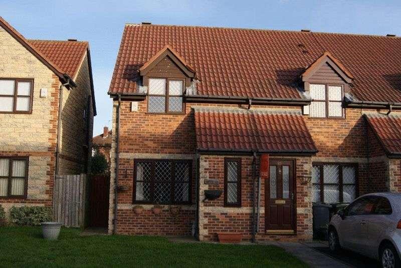 2 Bedrooms House for sale in Kings Road, West Moor