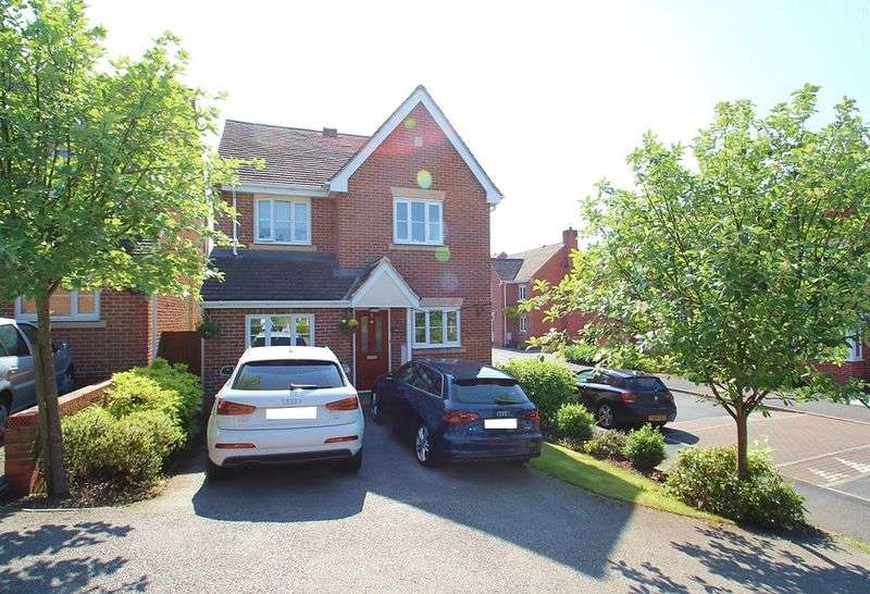 3 Bedrooms Detached House for sale in Kiln Garth, Rothley, Leicestershire