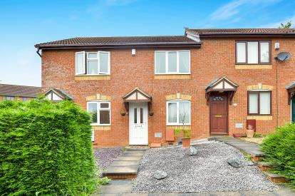 2 Bedrooms Terraced House for sale in Braford Gardens, Shenley Brook End, Milton Keynes, Buckinghamshire