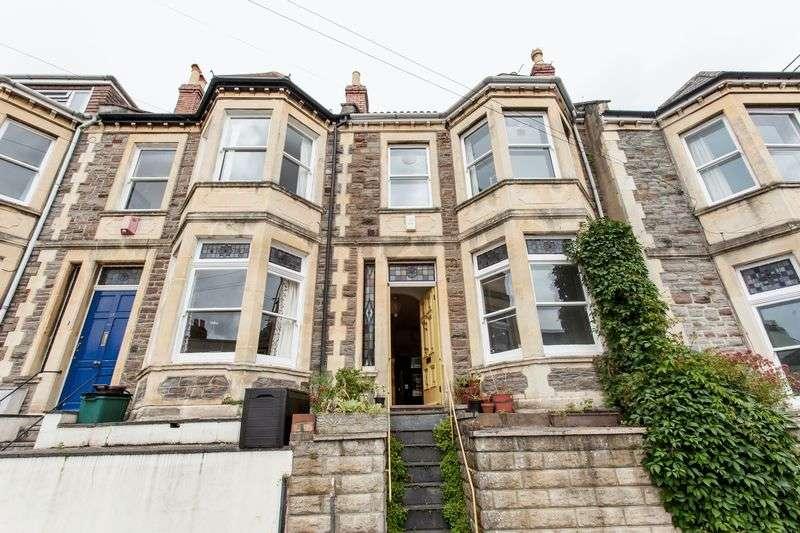 3 Bedrooms Terraced House for sale in Cornwallis Avenue, Clifton