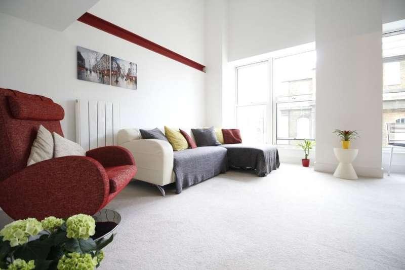 3 Bedrooms Flat for sale in Cadogan Road, London, SE18