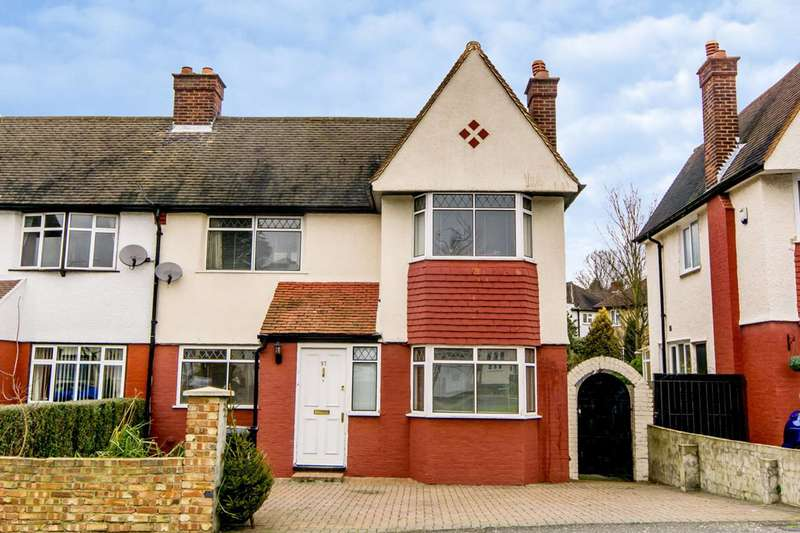 2 Bedrooms House for sale in Virginia Road, Thornton Heath, CR7
