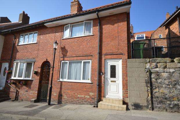 2 Bedrooms Semi Detached House for sale in East Sandgate, Old Town, Scarborough, North Yorkshire, YO11 1PR