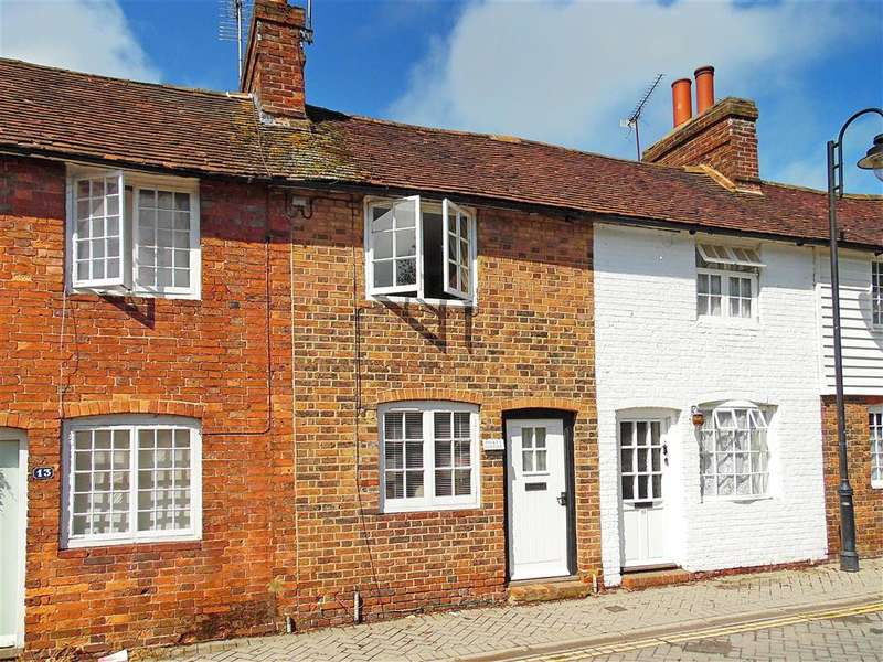 1 Bedroom Terraced House for sale in Bridewell Lane, Tenterden, Kent