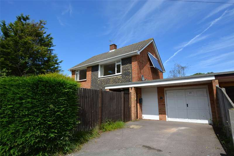 4 Bedrooms Detached House for sale in Broad Lane, Lymington, Hampshire, SO41