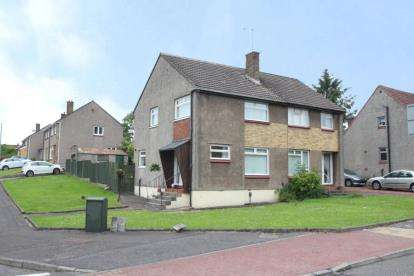 3 Bedrooms Semi Detached House for sale in Shiel Road, Bishopbriggs