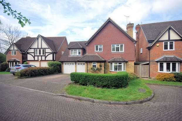 5 Bedrooms Detached House for sale in Mercers Meadow, Wendover, Buckinghamshire