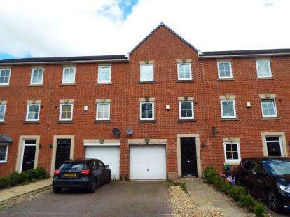 4 Bedrooms Terraced House for sale in The Old Tramway, Tramway Lane, Bamber Bridge, Preston