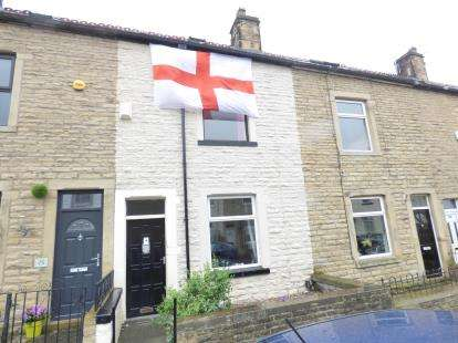 3 Bedrooms Terraced House for sale in Brockenhurst Street, Burnley, Lancashire